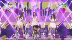 Boo Boo Boo (150605 Music Bank) - Baby Boo