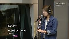 Not-Boyfriend (150402 MBC Radio) - MIIII