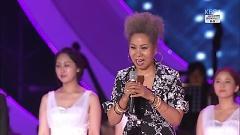 Butterfly (150628 KBS Open Concert) - Insooni , BESTie