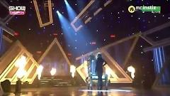 GOD (150708 Show Champion) - Jimin (AOA) , Kim Shin Young