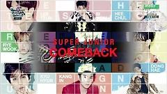 Don't Wake Me Up (150716 M! Countdown) - D&E (Super Junior)