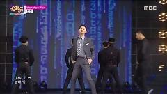 Wow Wow Wow (150912 Music Core) - Jun Jin