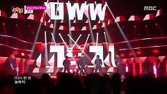 Wow Wow Wow (150919 Music Core) - Jun Jin
