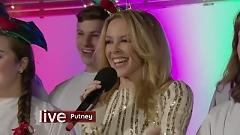 It's The Most Wonderful Time Of The Year (The One Show 2015) - Kylie Minogue