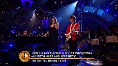 Tell Her You Belong To Me (Jools' Annual Hootenanny) - Beth Hart , Jeff Beck