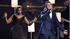 Stay With Me (Live At Grammy 57th) - Sam Smith , Mary J. Blige