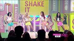 Shake It (Music Core Stage Mix) - SISTAR
