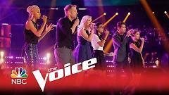 Stand (The Voice 2015) - Barrett Baber , Emily Ann Roberts , Ivonne Acero , Morgan Frazier , Nadjah Nicole , Zach Seabaugh