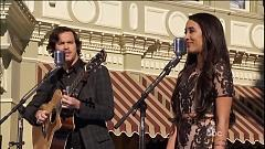 Love Is An Open Door (Frozen Christmas Celebration 2014) - Alex & Sierra