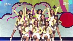 Happy (KCON 2017 AUSTRALIA) - WJSN (Cosmic Girls)