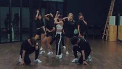 BB (Dance Practice) - CHUNG HA