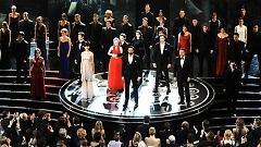 Suddenly & One Day More (Les Misérables OST) (Oscar 2013) - Hugh Jackman,Samantha Barks,Sacha Baron Cohen,Helena Bonham Carter,Russell Crowe,Anne Hathaway,Eddie Redmayne,Amanda Seyfried,SHeDAISY