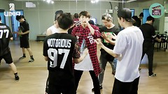 Falling In Love (Dance Practice) - UNIQ