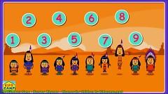 The Numbers Song - Nursery Rhymes - Rhymes - KidsCamp
