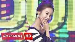 Girlish (161125 Simply K-pop) - Bom-i
