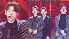 Hey, Come On! (2017 SBS Gayo Daejun) - GOT7, NCT 127