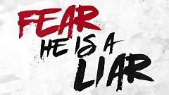 Fear Is A Liar (Lyric Video) - Zach Williams