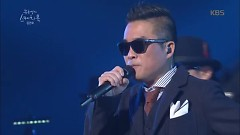 The Sleepless Nights Rain Falls (161119 Yoo Hee Yeol's Sketchbook) - Kim Gun Mo