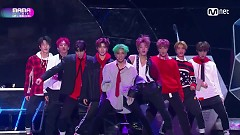 The 7th Sense - Reverse + Cherry Bomb (2017 MAMA In Hong Kong) - Hitchhiker, NCT 127