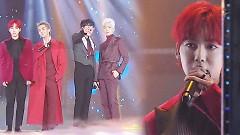 Haru Haru (2017 SBS Gayo Daejun) - WINNER