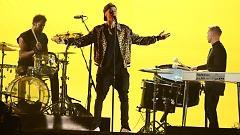 Love Yourself, Where Are Ü Now (Grammy Awards 2016) - Justin Bieber , Diplo , Skrillex