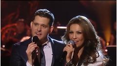 Feliz Navidad (Live 2011) - Michael Bublé , Thalia