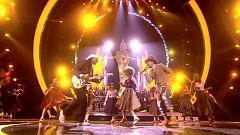 Get Lucky & Good Times & Happy (Live At BRIT Awards 2014) - Pharell Williams , Nile Rodgers