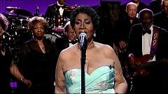 Rolling In The Deep & Ain't No Mountain (Live At David Letteman) - Aretha Franklin