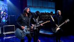 Something From Nothing (Live At David Letterman) - Foo Fighters