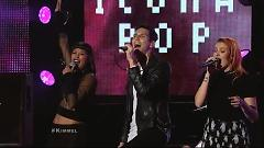Never Been In Love (Live On Jimmy Kimmel Live) - Cobra Starship , Icona Pop