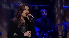River (Live At Jimmy Fallon 2014) - Idina Menzel
