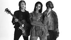 FourFiveSeconds - Rihanna, Kanye West, Paul McCartney
