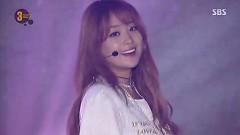 25 (161017 BOF 3 Stages Concert) - Song Ji Eun