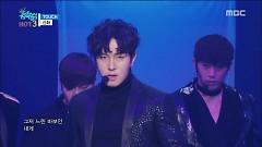 Touch (170114 Comeback Stage) - Shinhwa