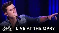 The Grand Tour (Live At The Grand Ole Opry) - Scotty McCreery