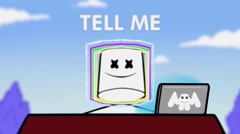 Tell Me - Marshmello