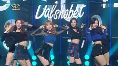Fri.Sat.Sun (161104 Music Bank) - Dalshabet