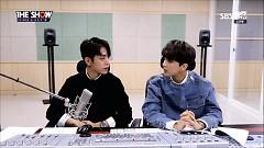 B.A.P Radio (161115 The Show) - Dae Hyun ((B.A.P)), Young Jae ((B.A.P))