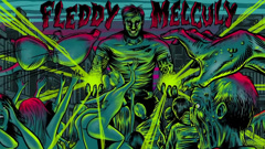 T-Shirt From Metallica - Fleddy Melculy