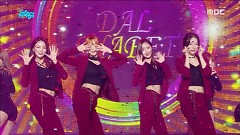 Fri.Sat.Sun (161105 Music Core) - Dalshabet