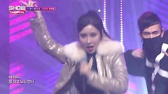 Badgirls (161130 Show Champion) - Sol-T