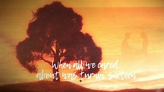 Sixteen (Lyric Video) - Thomas Rhett