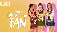 I'm Your Fan - LIME