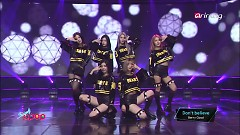 Don't Believe (161202 Simply K-Pop) - Berry Good