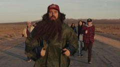 Lost Boys - Ocean Park Standoff, SeeB