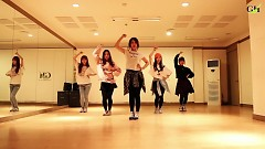 Wolf Is Stupid (Dance Practice) - Tint