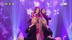 Girlish (161122 The Show) - Bom-i