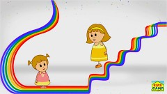 Color Song - Nursery Rhymes - Popular Nursery Rhyme