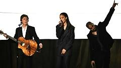 FourFiveSeconds (Live At Grammy 57th) - Rihanna , Kanye West , Paul McCartney