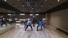 Rainy Day (Dance Practice) - Topp Dogg